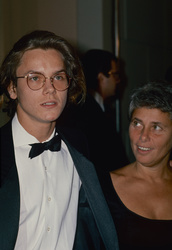 River Phoenix and  Arlyn Phoenix