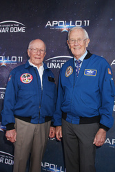 Gerry Griffin, Charlie Duke