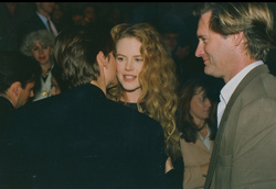 Tom Cruise, Nicole Kidman and Bill Pullman