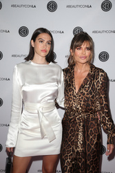Amelia Gray Hamlin and Lisa Rinna