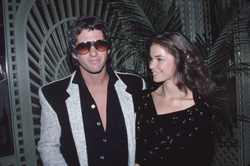Richard Gere and Valerie Kaprisky
